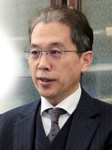 代表取締役金田英一